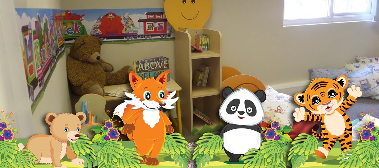 Little Cubs Day Nursery Library / Quiet Room
