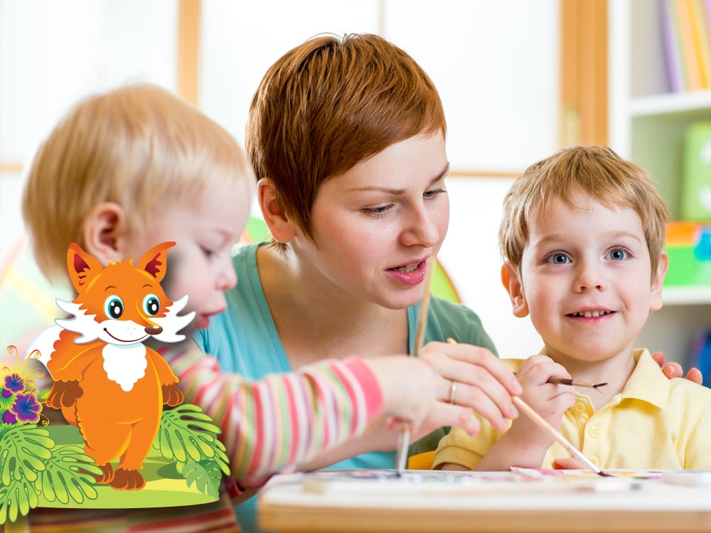 Little Foxes - Toddlers