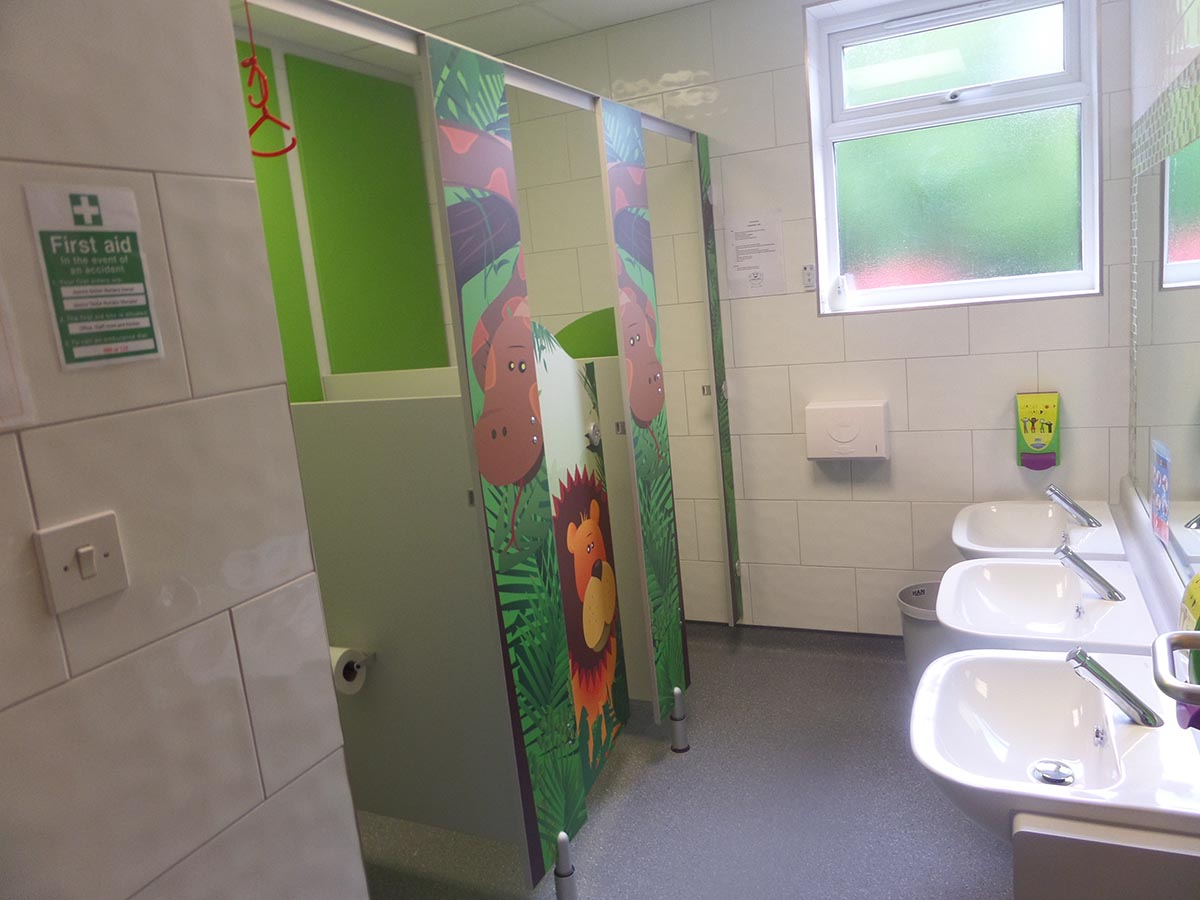 Little Cubs Toilets
